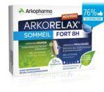 Acheter Arkorelax Sommeil Fort 8H Comprimés B/15 à  ILLZACH