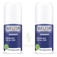 Weleda Duo Déodorant Roll-on 24h Homme 100ml à  ILLZACH