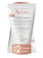 Avène Eau Thermale Cold Cream Duo Crème Mains 2x50ml à  ILLZACH