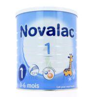 Novalac 1 Lait En Poudre 1er âge B/800g à  ILLZACH