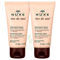 Rêve De Miel® Crème Mains Et Ongles 2*50ml à  ILLZACH