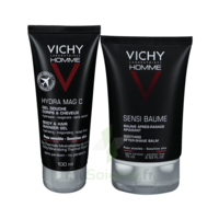 Vichy Homme Sensi Baume Bme Confort Anti-réaction T/75ml+gd à  ILLZACH