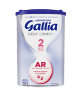 Gallia Bebe Expert Ar 2 Lait En Poudre B/800g à  ILLZACH