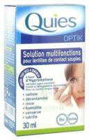 Quies Optik Solution Lentille Souple Multifonctions Fl/30ml à  ILLZACH