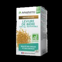Arkogélules Levure De Bière Revivifiable Bio Gélules Fl/45 à  ILLZACH