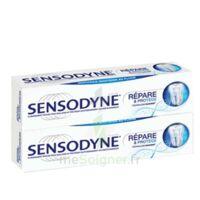 Sensodyne Dentifrice Repare & Protege 75ml X 2 à  ILLZACH
