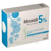 Minoxidil Bailleul 5 % Solution Pour Application Cutanée 3 Fl/60ml à  ILLZACH