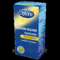 Optone Solution Oculaire Rafraîchissante Yeux Irrités Fl/10ml à  ILLZACH