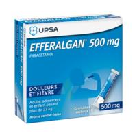 Efferalgan 500 Mg Glé En Sachet Sach/16 à  ILLZACH