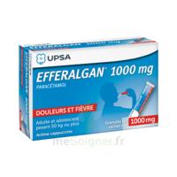 Efferalgan 1g Cappuccino Granules 8 Sachets à  ILLZACH
