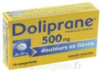 Doliprane 500 Mg Comprimés 2plq/8 (16) à  ILLZACH