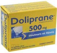 Doliprane 500 Mg Poudre Pour Solution Buvable En Sachet-dose B/12 à  ILLZACH