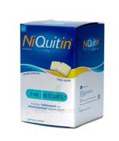 Niquitin Menthe Douce 2 Mg Sans Sucre, Comprimé à Sucer édulcoré à L'aspartam Plq/96 à  ILLZACH