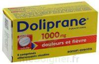 Doliprane 1000 Mg Comprimés Effervescents Sécables T/8 à  ILLZACH