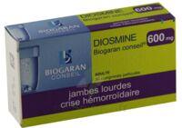 Diosmine Biogaran Conseil 600 Mg, Comprimé Pelliculé à  ILLZACH