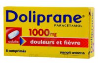 Doliprane 1000 Mg Comprimés Plq/8 à  ILLZACH