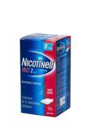 Nicotinell Menthe Fraicheur 2 Mg Sans Sucre, Gomme à Mâcher Médicamenteuse 8plq/12 (96) à  ILLZACH