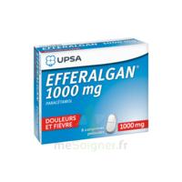 Efferalgan 1000 Mg Comprimés Pelliculés Plq/8 à  ILLZACH