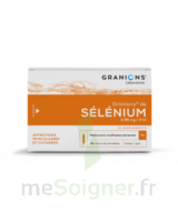 Granions De Selenium 0,96 Mg/2 Ml S Buv 30amp/2ml à  ILLZACH