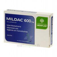 Mildac 600 Mg, Comprimé Enrobé à  ILLZACH