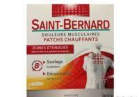 St-bernard Patch Zones étendues X2 à  ILLZACH