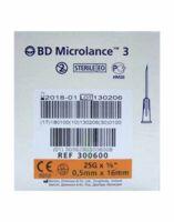 Bd Microlance 3, G25 5/8, 0,5 Mm X 16 Mm, Orange  à  ILLZACH