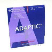 Adaptic, 10 Cm X 10 Cm , Bt 10 à  ILLZACH