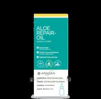 Aragan Aloé Repair-oil Huile Concentration X 2*fl/50ml à  ILLZACH