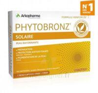 Phytobronz Solaire Caps Tous Types De Peaux 2b/30 à  ILLZACH
