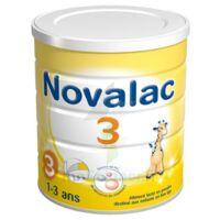 Novalac 3 Lait De Croissance B/800g à  ILLZACH