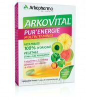 Arkovital Pur'energie Multivitamines Comprimés Dès 6 Ans B/30 à  ILLZACH