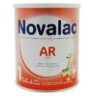 Novalac Ar 0-6 Mois Lait En Poudre Antirégurgitation B/800g à  ILLZACH