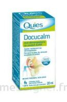 Quies Docucalm Antidemangeaisons Du Conduit Auditif, Spray 20 Ml à  ILLZACH