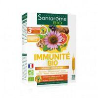 Santarome Bio Immunité Solution Buvable 20 Ampoules/10ml à  ILLZACH