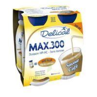Delical Max 300 Sans Lactose, 300 Ml X 4 à  ILLZACH