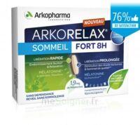 Arkorelax Sommeil Fort 8h Comprimés B/15 à  ILLZACH