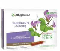 Arkofluide Bio Ultraextract Desmodium Solution Buvable 20 Ampoules/10ml à  ILLZACH