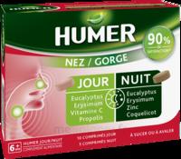 Humer Nez/gorge Jour&nuit 15 Comprimés à  ILLZACH