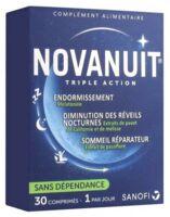 Novanuit Triple Action Comprimés B/30 à  ILLZACH