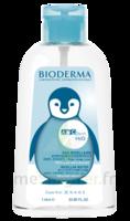 Abcderm H2o Solution Sans Rinçage Nettoyante Bébé Fl Pompe/1l à  ILLZACH