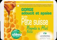 Lehning Pâte Suisse Pastilles à Sucer Miel Propolis B/50g à  ILLZACH