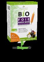 3 Chenes Bio Radis Noir Solution Buvable Foie 30 Ampoules/10ml à  ILLZACH