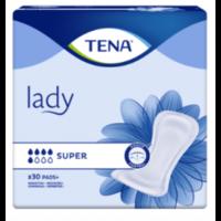 Tena Lady Protection Anatomique Adhésive Super Sachet/30 à  ILLZACH