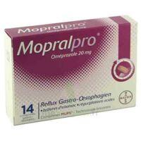 Mopralpro 20 Mg Cpr Gastro-rés Film/14 à  ILLZACH