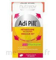 Adipill 40cpx3 à  ILLZACH