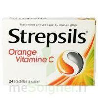 Strepsils Orange Vitamine C, Pastille à  ILLZACH