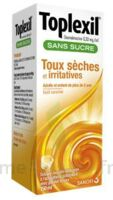Toplexil 0,33 Mg/ml Sans Sucre Solution Buvable 150ml à  ILLZACH