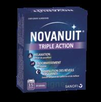 Novanuit Triple Action Gélules B/30 à  ILLZACH