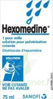 Hexomedine 1 Pour Mille, Solution Pour Pulvérisation Cutanée En Flacon Pressurisé à  ILLZACH