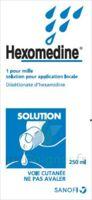 Hexomedine 1 Pour Mille S Appl Loc Fl/250ml à  ILLZACH